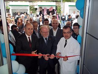 Dentoria Diş Hastanesi Açılış