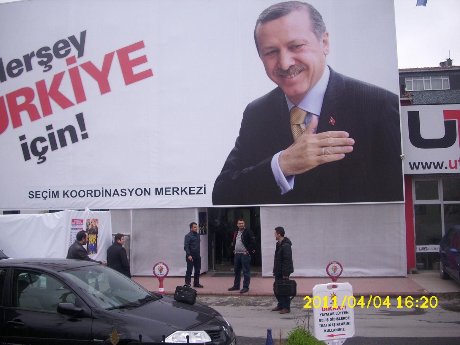 Fatih AK PARTİ SKM ÖZEL HABER