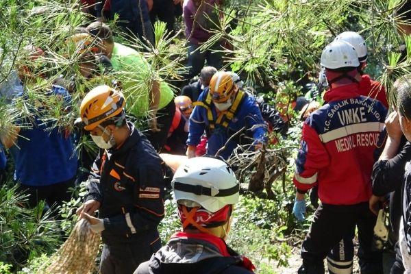 Bursa'da sel felaketinde ölü sayısı 5'e yükseldi