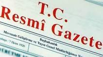 Atamalar Resmi Gazetede Yayımlandı