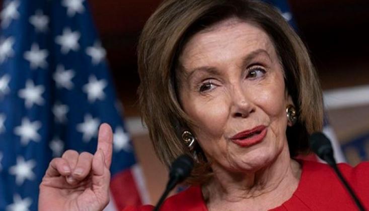 Nancy Pelosi:Türkiye'den Hesap Sormalıyız