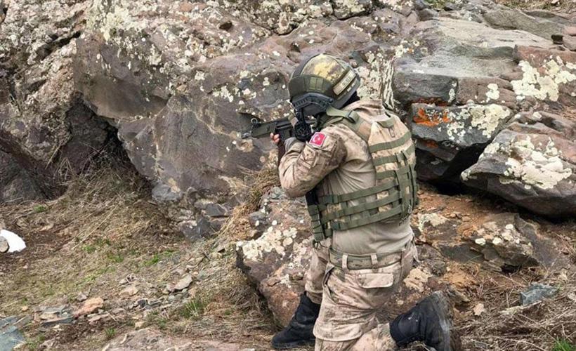 Yıldırım-4 Munzur-Kutu Operasyonunda 8 Terörist Öldürüldü