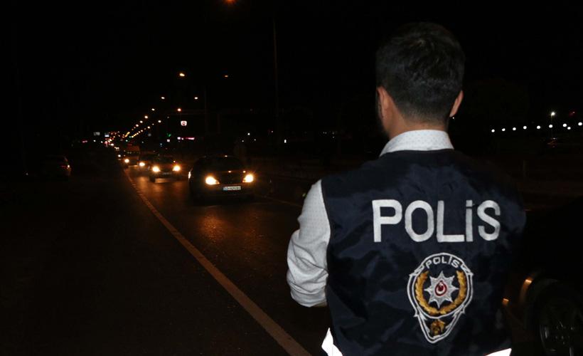 'Türkiye Güven Huzur' uygulaması: 1473 şüpheli yakalandı