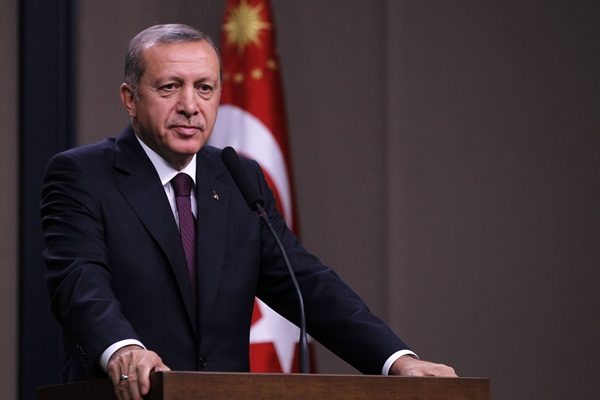 Erdoğan: Biz asla gereksiz macera peşinde değiliz, gerilim de aramıyoruz.