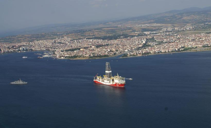 Doğu Akdeniz için yeni Navtex