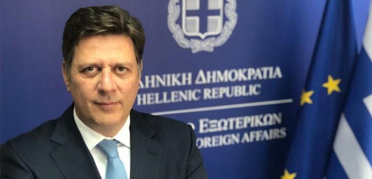 Miltiadis:Türkiye, Doğu Akdeniz'deki tüm gemilerini geri çekmeli