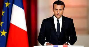 Türkiye'den Macron'a tarihi rest