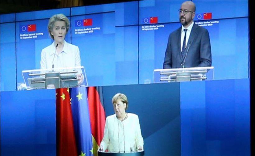 Michel: Çin ile karşılıklı, sorumlu ve adil bir ilişki kurmak istiyoruz