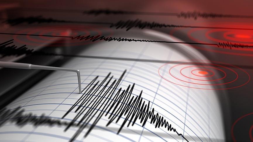 Ege açıklarında art arda depremler!