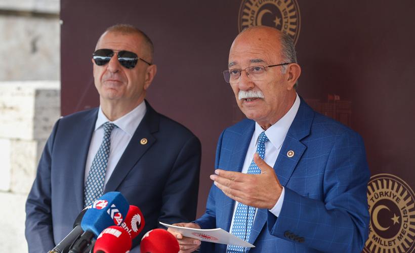 İsmail Koncuk, partisinden istifa