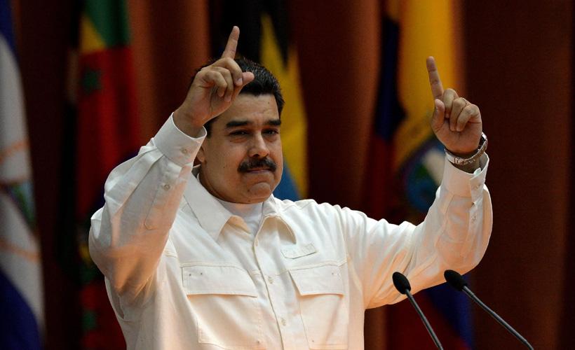 Venezuela da Zafer Maduro nun