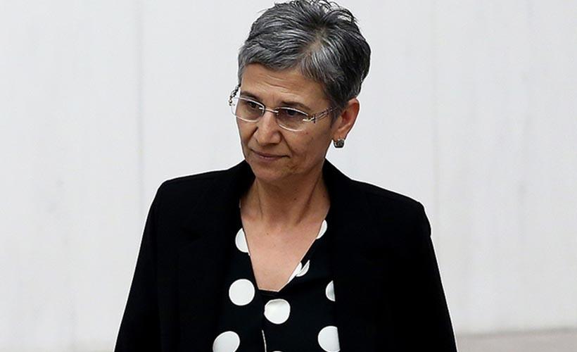 HDPli Leyla Güven cezaevine