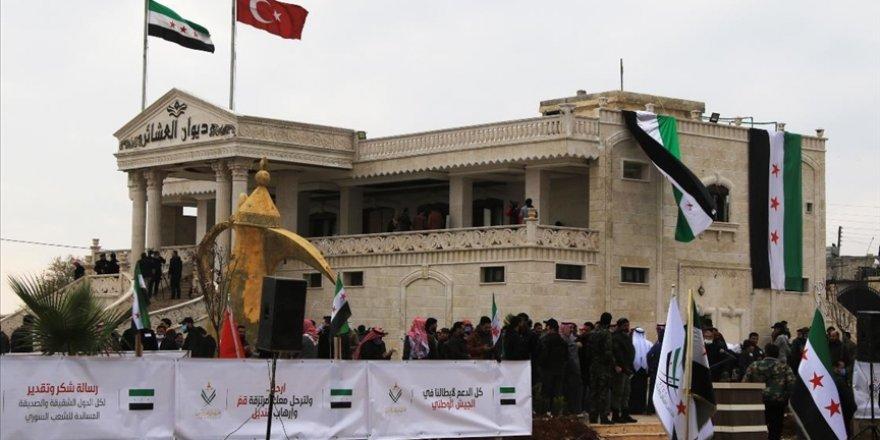 Suriye Kabileler ve Aşiretler Meclisi ikinci kongresini düzenledi