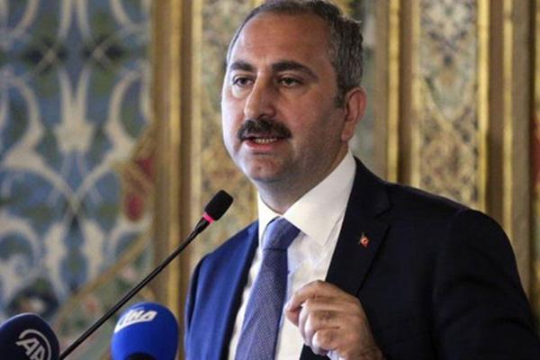 CHP li Sağlar a Adalet Bakanı Gül den den tepki