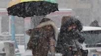 Marmara Bölgesi için kar uyarısı