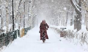 İstanbulda Kar en Az  1 Hafta Sürecek