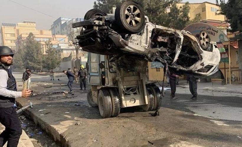 Kabil de 3 Bombalı Saldırı
