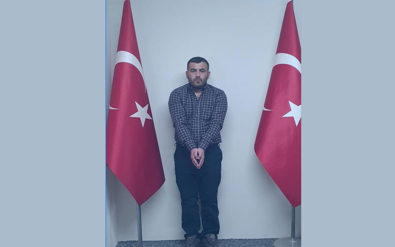 PKK'nın sözde lojistik sorumlusu Türkiye'ye getirildi