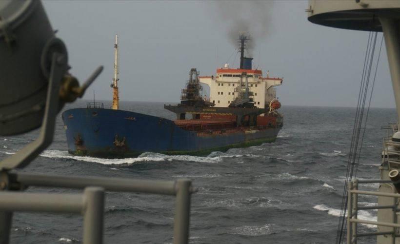 Kaçırılan Türk Gemiciler