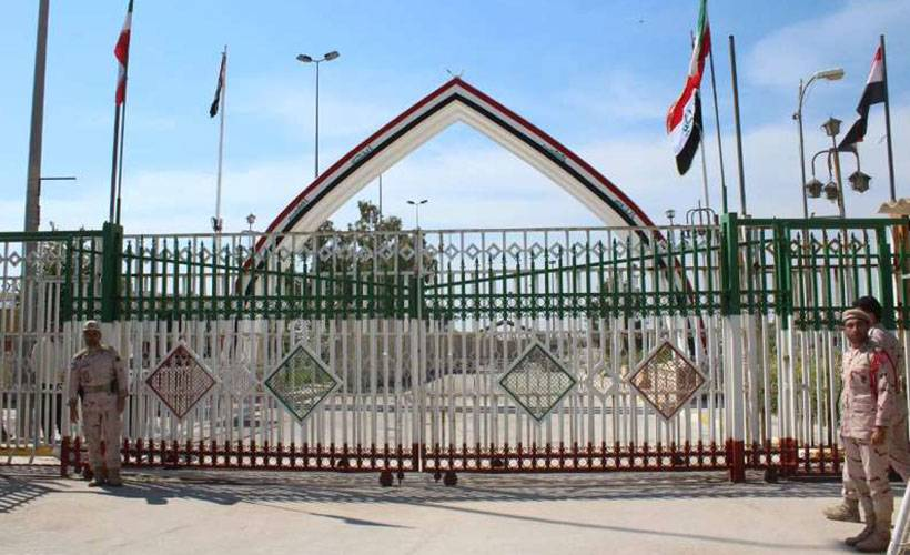 İran, Irak sınır kapılarını ı yolcu geçişlerine kapattı