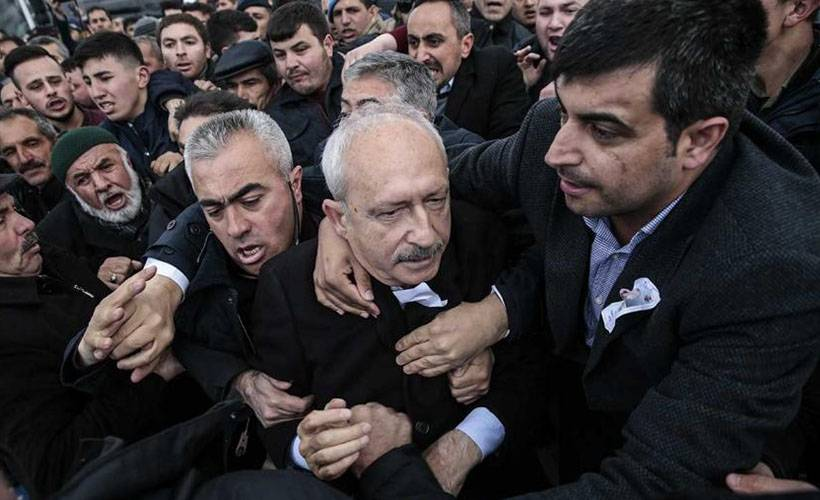 Kılıçdaroğlu'na yönelik saldırı davasında ara karar açıklandı