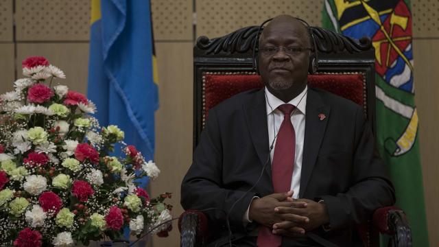 Tanzanya Devlet Başkanı'nın öldüğü açıklandı