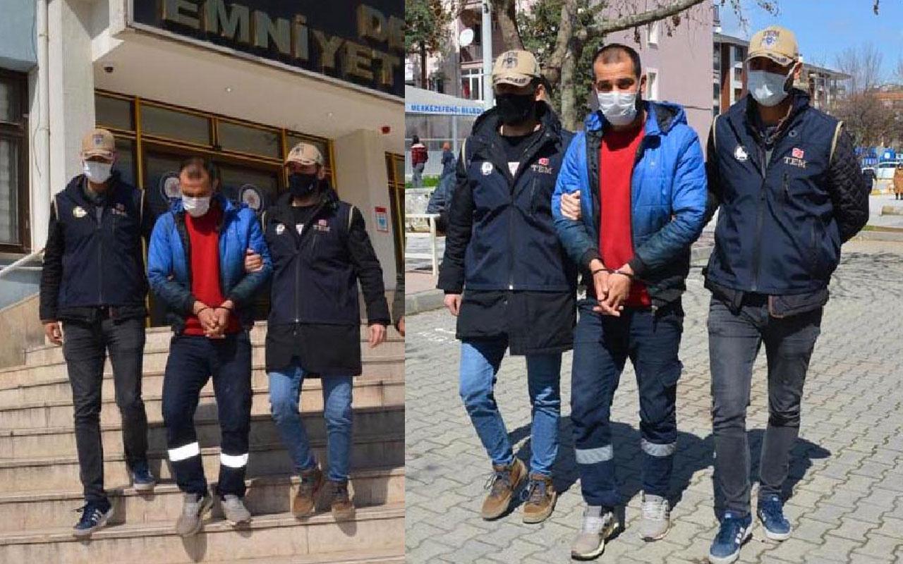 DEAŞ Bombacısı Yakalandı