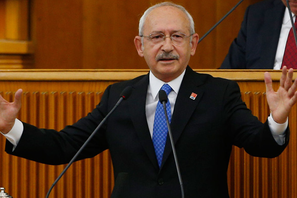 Kılıçdaroğlu ndan ek3600 gösterge Sözü