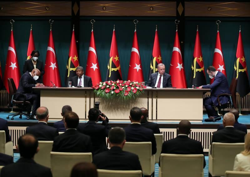 Angola ile 10 Kritik Anlaşma