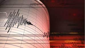 Kütahya'da 5 şddetinde  deprem