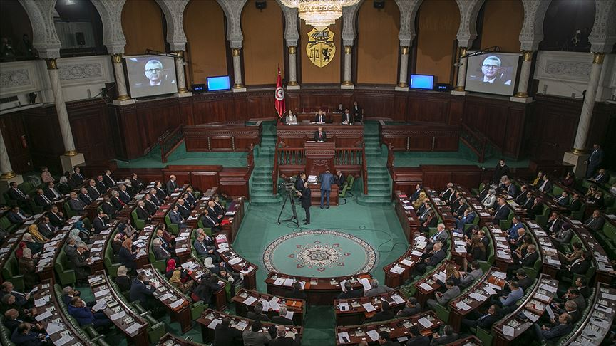 Nahda Hareketinin 113 üyesi istifa etti