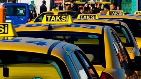 İçişleri'nden ''taksi'' genelgesi