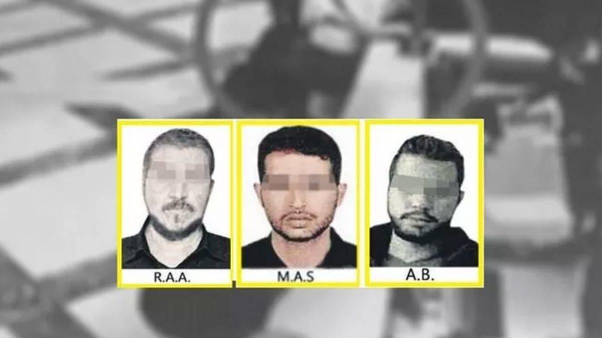 MİT'in yakaladığı İsrail casusları tutuklandı