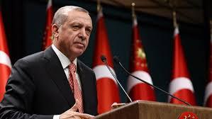 Erdoğan dan CHP ve HDP'ye tepki