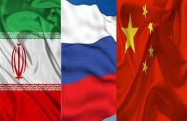 İrandan Çin ve Rusyaya ABDye Karşı Birleşme