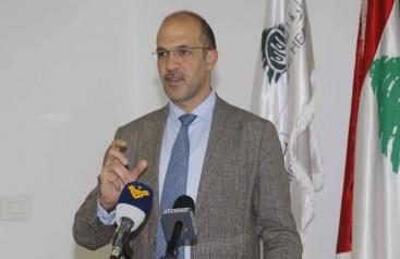 Lübnan Sağlık Bakanından uluslararası yardım