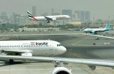 İran, 31 ülkeye uçak seferlerini