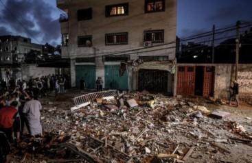 İsrailin saldırılarında 32 Filistinli yaşamını