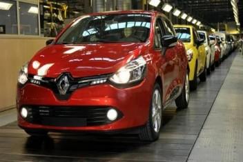 Renault, İspanyada üretimi