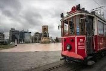 İstanbulda Toplu taşıma kullanımı %50