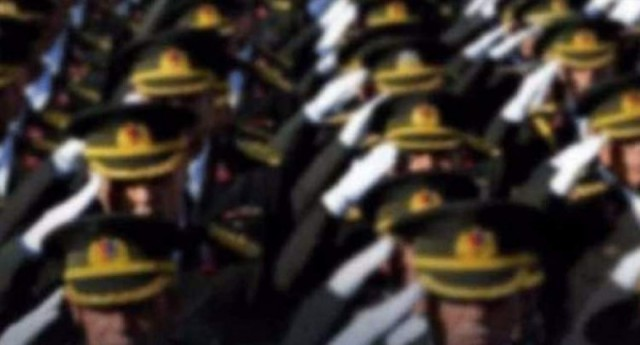 127 general ve amiralin ataması yapıldı