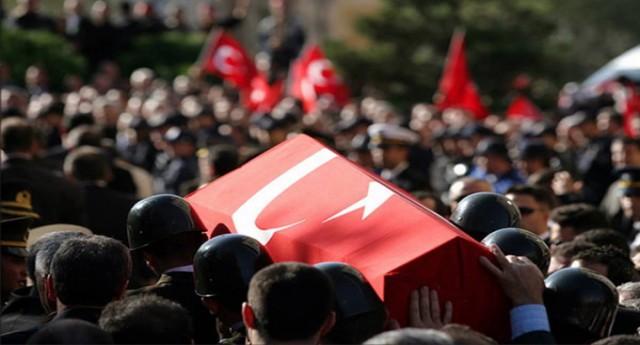 Zeytin Dalı Harekat bölgesinde 2 asker şehit