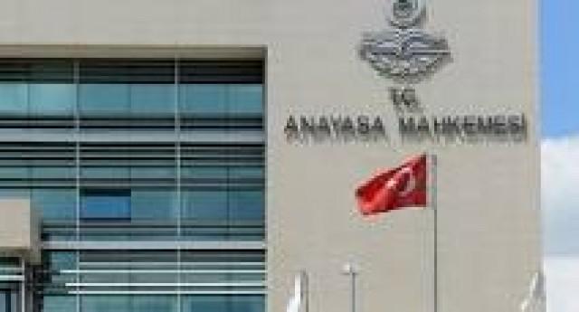 AYM Hdp il e ilgili davada ilk incelemeyi 21 Haziran'da