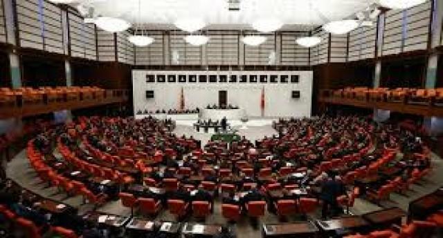 Vergi Usul Kanunu Meclis Başkanlığına