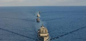 MSB: Libya açıklarında arama kurtarma eğitimi yapıldı