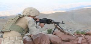 Kuzey Irak'ta 8 PKK'lı öldürüldü